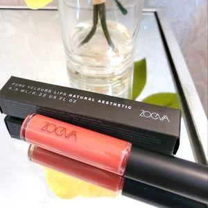 !NEW! ZOEVA Pure Velours Lipstick